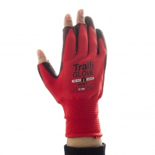 Cut Level 1 Red Gloves